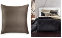 Hotel Collection CLOSEOUT! Linear Chevron European Sham, Created for Macy's