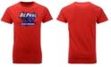 New Agenda Men's DePaul Blue Demons Big Logo T-Shirt