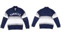 Mitchell & Ness Men's New York Yankees Authentic Sweater Jacket