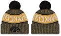New Era Iowa Hawkeyes Sport Knit Hat