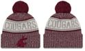 New Era Washington State Cougars Sport Knit Hat