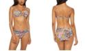 Bleu by Rod Beattie Printed Bikini Top & Ruched Bottoms