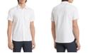 Calvin Klein Men's Slim-Fit Stretch Short Sleeve Shirt