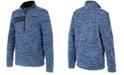 adidas Big Boys Half-Zip Microfleece Sweatshirt