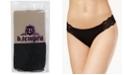 b.tempt'd Women's 3-Pk. b.bare Lace-Trim Thong Underwear 970367
