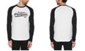 Original Penguin Men's Heritage Logo Long Sleeve T-Shirt