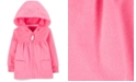 Carter's Baby Girls Cotton French Terry Hoodie