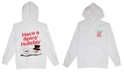 First We Feast Hot Ones Spicy Holiday Hoodie