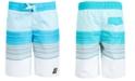 Laguna Big Boys Beach Stripe Swim Trunks