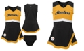 Outerstuff Toddlers Pittsburgh Steelers Cheer Dress