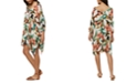 O'Neill Juniors' Calla Printed Cover-Up Dress, Created For Macy's