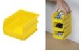 Triton Products Locbin Stacking, Hanging, Interlocking Bins, 10 Count
