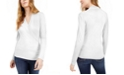 INC International Concepts INC Petite Surplice Top, Created For Macy's