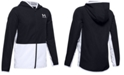 Under Armour Big Boys Colorblocked Hooded Track Jacket