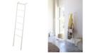 Yamazaki Home Tower Leaning Ladder Hanger