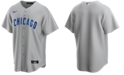 Nike Men's Chicago Cubs Official Blank Replica Jersey