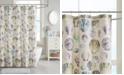"JLA Home Cavallini 72""x 72"" Shower Curtain"