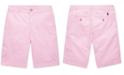 Polo Ralph Lauren Big Boys Cotton Chino Shorts