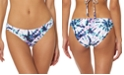 Jessica Simpson Tie-Dyed Hipster Bikini Bottoms