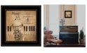Trendy Decor 4U Trendy Decor 4U Music by Robin-Lee Vieira, Ready to hang Framed Print Collection