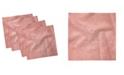"Ambesonne Lace Theme Set of 4 Napkins, 12"" x 12"""