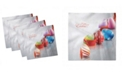 """Ambesonne Easter Set of 4 Napkins, 12"""" x 12"""""""