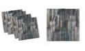 "Ambesonne Rustic Set of 4 Napkins, 18"" x 18"""