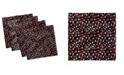 "Ambesonne Random Dots Set of 4 Napkins, 18"" x 18"""