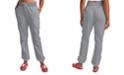 Champion Women's Campus Varsity-Stripe Sweatpants