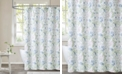 """Cottage Classics Field Floral Shower Curtain, 72"""" x 72"""""""