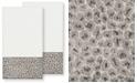 Linum Home Spots 2 Piece Bath Towel Set