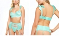 iCollection Sophie Embroidered Lace Garter 3 Piece Set