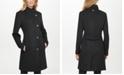 DKNY Asymmetrical Walker Coat, Created for Macy's