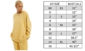 Danielle Bernstein French Terry Sweatshirt, Created for Macy's