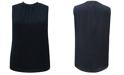 Alfani Plus Size Mock-Neck Top, Created for Macy's
