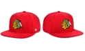 '47 Brand Chicago Blackhawks No Shot Snapback Cap