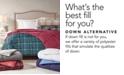 Martha Stewart Collection Martha Stewart Collection Essentials Reversible Down Alternative Comforter, Created for Macy's