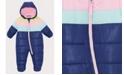 S Rothschild & CO Rothschild Baby Girls Colorblock Pram