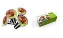 Aspara KLR0001 8 capsule seed kit - Red Lettuce