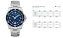 Victorinox Swiss Army Watch, Men's Maverick GS Stainless Steel Bracelet 43mm 241602