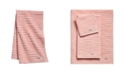 """Lacoste Sculpted Squares 16"""" x 30"""" Hand Towel"""