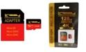 LINSAY High Speed Micro SD Card 128GB V30 4K Ultra HD