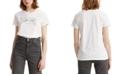Levi's The Perfect Logo Cotton T-Shirt