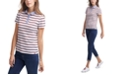 Tommy Hilfiger Striped Polo Shirt