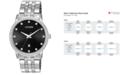 Citizen Men's Stainless Steel Bracelet Watch 40mm BI5030-51E