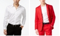 INC International Concepts INC Men's Jayden Non-Iron Shirt, Created for Macy's