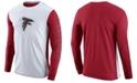 Nike Men's Atlanta Falcons Champ Drive 2.0 Long Sleeve T-Shirt