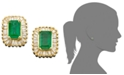 EFFY Collection Brasilica by EFFY Emerald (1 ct. t.w.) and Diamond (5/8 ct. t.w.) in 14k Gold