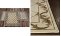 Kas CLOSEOUT! Corinthian 5318 Ivory Fleur-de-Lis 3-Pc. Rug Set