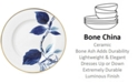 kate spade new york Birch Way Indigo Collection Salad Plate